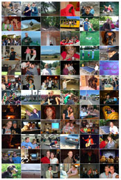 My 2004 - 2005 Life Poster